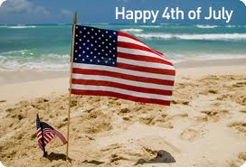 """""""Don't Be a Bum at the Beach"""" – 4th of July Etiquette for the Sand & Sea"""