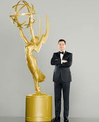 Red Carpet Manners at the Primetime Emmy's 2012 – A Bit of Humor & A Hassle-Free Host