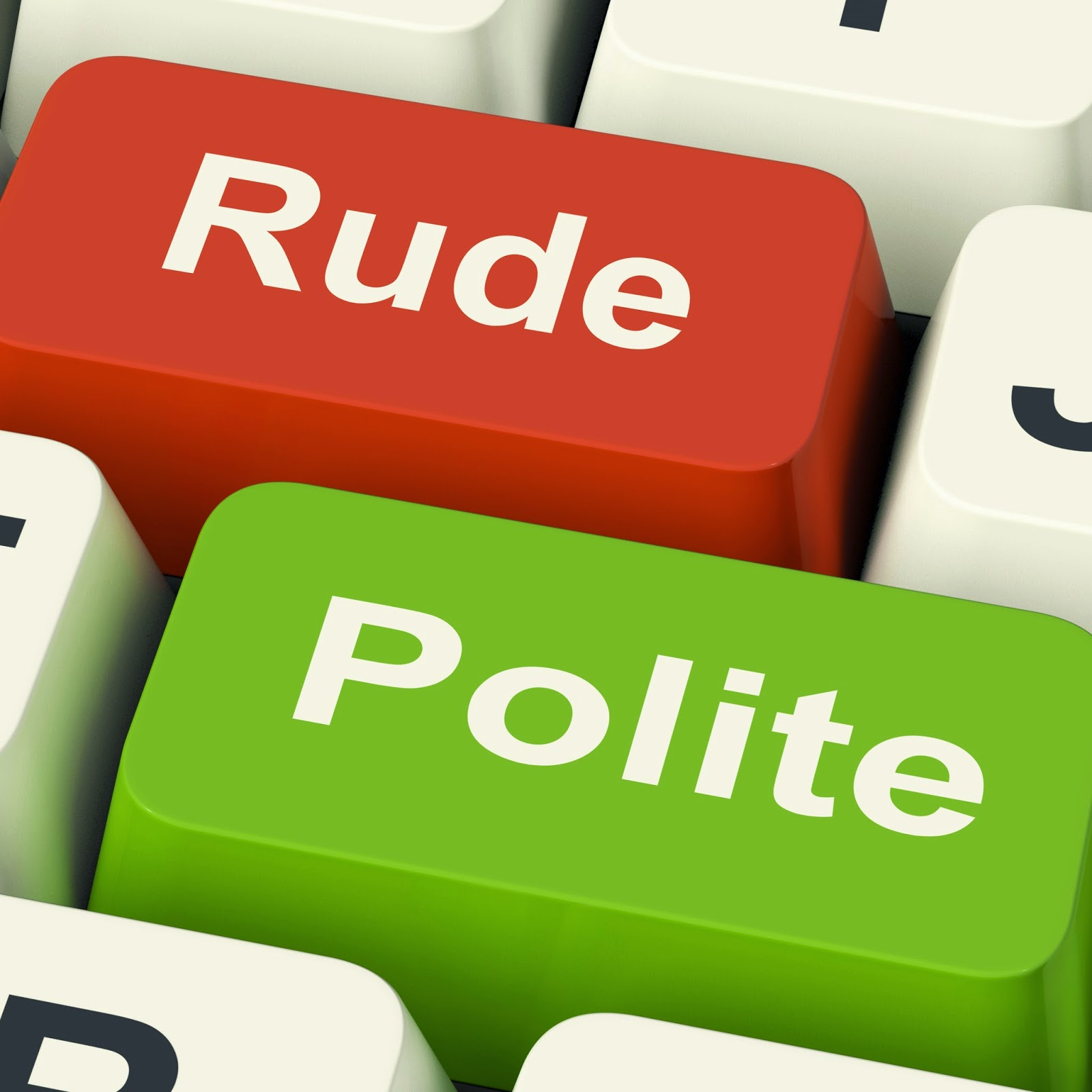 Manners Monday – Launching #daretobepolite
