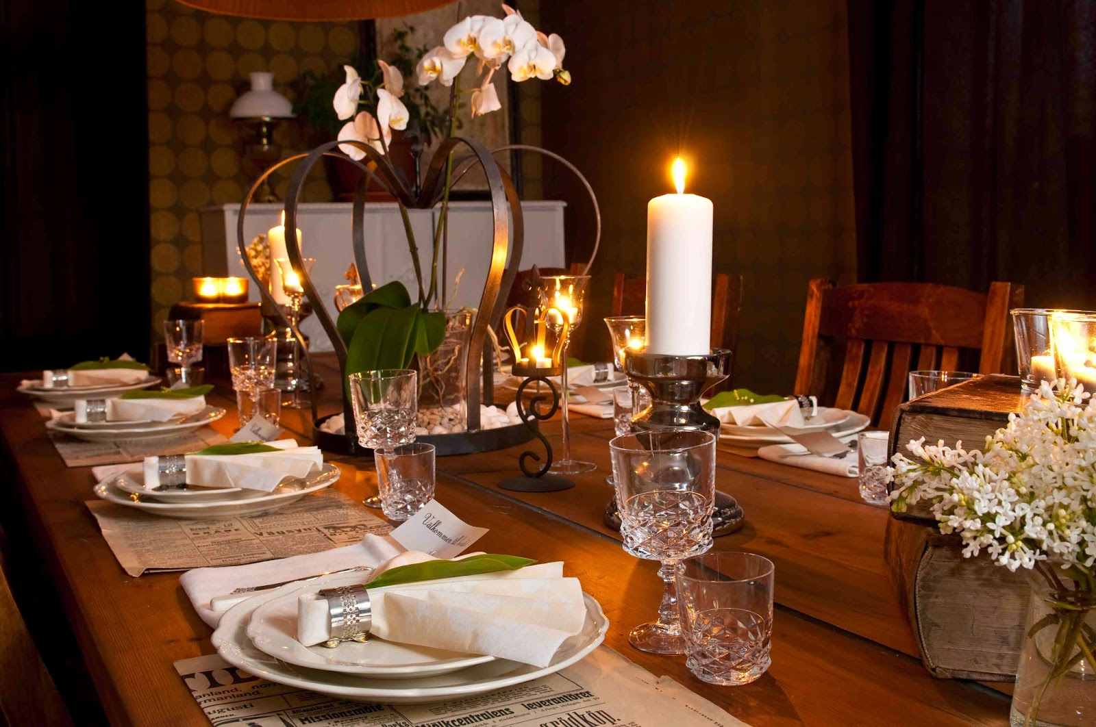 Manners Monday – #DareToBePolite – Dining & Entertaining: Assembling the Elements