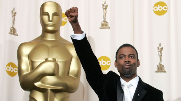 Chris Rock's the Diversity Controversy, but Thank You Ticker Misses the Mark – Red Carpet Manners at the 88th Academy Awards