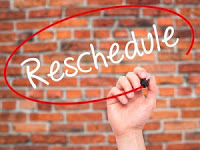 Wednesday Wisdom – Rescheduling Puts People in a Particular Pecking Order